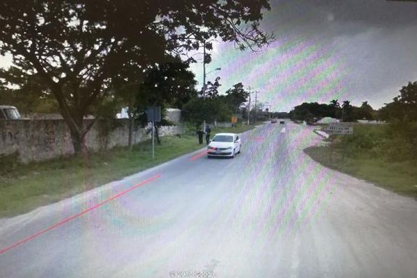 Foto de terreno habitacional en venta en  , dzitya, mérida, yucatán, 7860202 No. 02