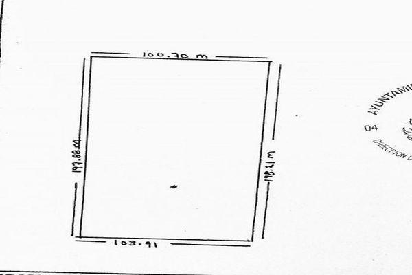 Foto de terreno habitacional en venta en  , dzitya, mérida, yucatán, 7860202 No. 03