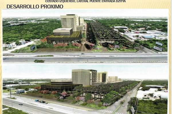 Foto de terreno habitacional en venta en  , dzitya, mérida, yucatán, 7860661 No. 02