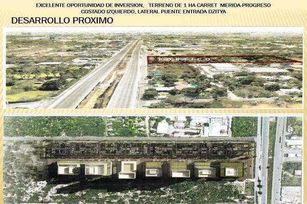 Foto de terreno habitacional en venta en  , dzitya, mérida, yucatán, 7860661 No. 06