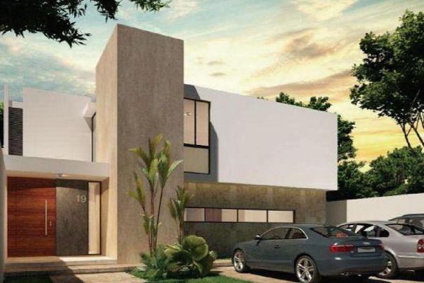 Foto de casa en venta en  , dzitya, mérida, yucatán, 7860995 No. 01