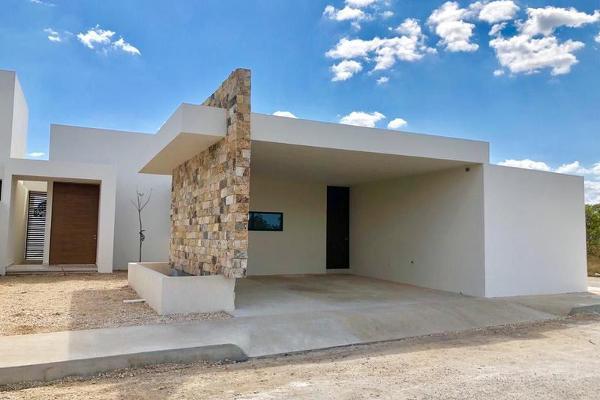 Foto de casa en venta en  , dzitya, mérida, yucatán, 7861060 No. 01