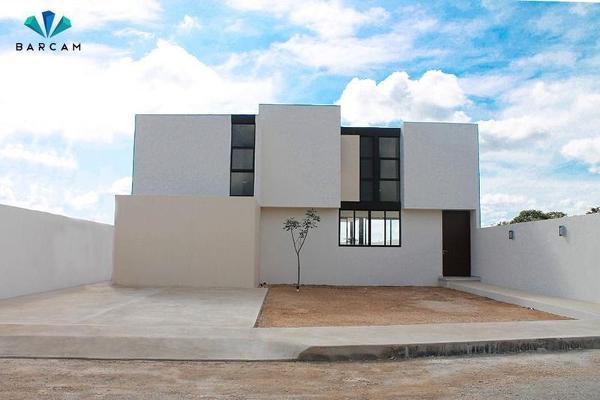Foto de casa en venta en  , dzitya, mérida, yucatán, 7892786 No. 01