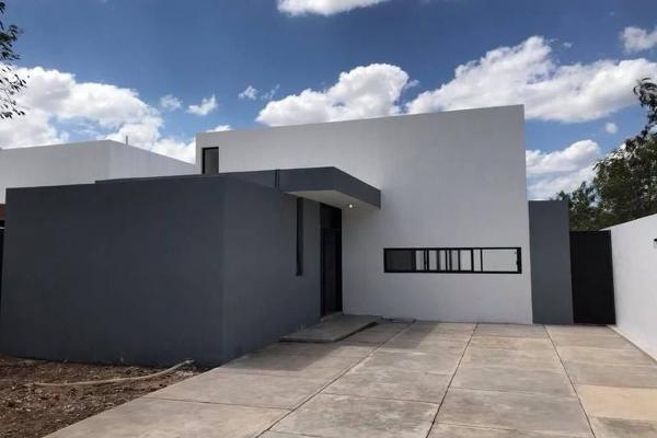 Foto de casa en venta en  , dzitya, mérida, yucatán, 7974793 No. 02