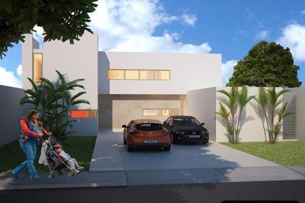 Foto de casa en venta en  , dzitya, mérida, yucatán, 8099610 No. 01