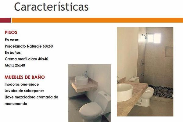 Foto de casa en venta en  , dzitya, mérida, yucatán, 8099610 No. 06