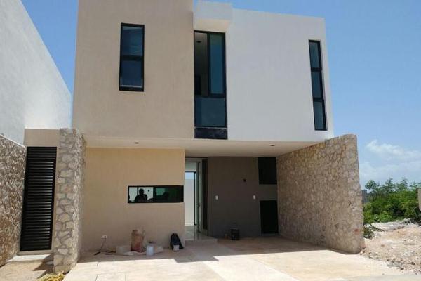Foto de casa en venta en  , dzitya, mérida, yucatán, 8100080 No. 01
