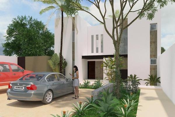Foto de casa en venta en  , dzitya, mérida, yucatán, 8100260 No. 01