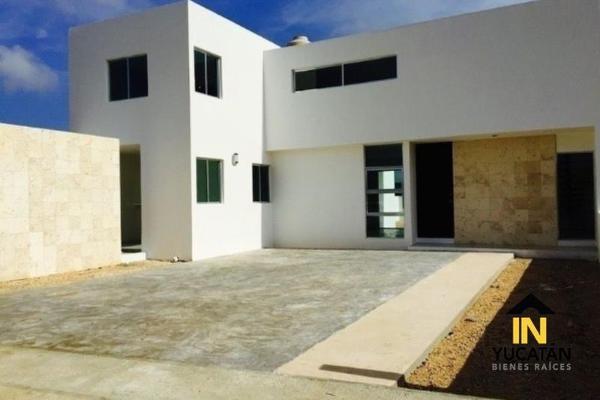 Foto de casa en venta en  , dzitya, mérida, yucatán, 8101218 No. 01
