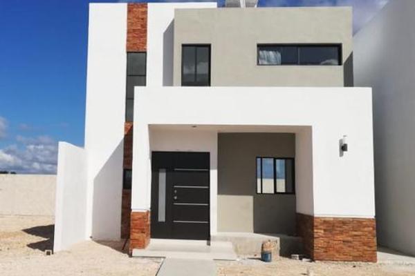 Foto de casa en venta en  , dzitya, mérida, yucatán, 8101503 No. 01