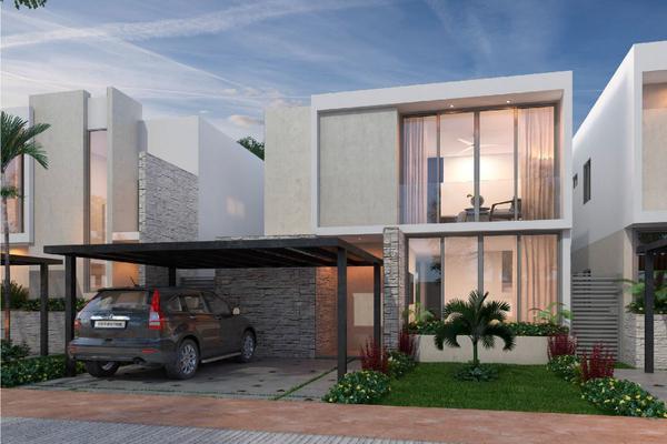 Foto de casa en venta en  , dzitya, mérida, yucatán, 8104752 No. 01