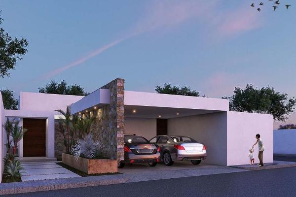 Foto de casa en venta en  , dzitya, mérida, yucatán, 8424028 No. 01
