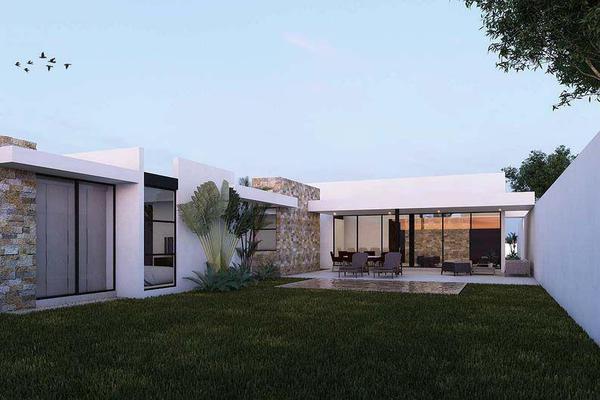 Foto de casa en venta en  , dzitya, mérida, yucatán, 8424028 No. 02