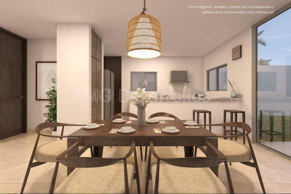 Foto de casa en venta en  , dzitya, mérida, yucatán, 8774115 No. 03
