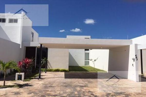 Foto de casa en venta en  , dzitya, mérida, yucatán, 8884050 No. 01