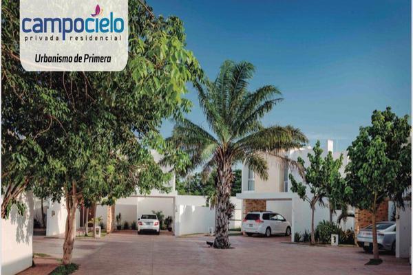 Foto de casa en venta en  , dzitya, mérida, yucatán, 9108396 No. 01