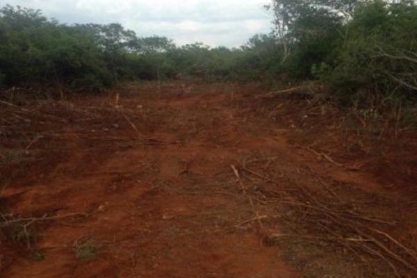 Foto de terreno habitacional en venta en dzununcan , dzununcán, mérida, yucatán, 6189969 No. 03