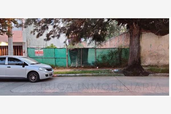 Foto de terreno habitacional en venta en eca do queiros 0000, callejón del parque, zapopan, jalisco, 9914794 No. 01