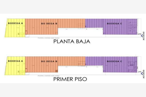 Foto de bodega en renta en  , ecatepec centro, ecatepec de morelos, méxico, 17386019 No. 04