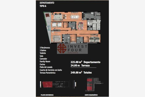 Foto de departamento en venta en economía/increíble pre venta deptos. desde 115 a 460 m2 con amenidades 0, lomas anáhuac, huixquilucan, méxico, 5949608 No. 09