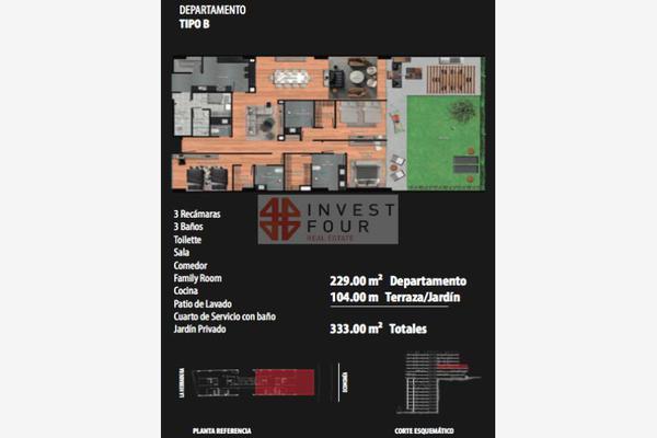 Foto de departamento en venta en economía/increíble pre venta deptos. desde 115 a 460 m2 con amenidades 0, lomas anáhuac, huixquilucan, méxico, 5949608 No. 10