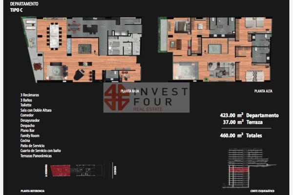 Foto de departamento en venta en economía/increíble pre venta deptos. desde 115 a 460 m2 con amenidades 0, lomas anáhuac, huixquilucan, méxico, 5949608 No. 11