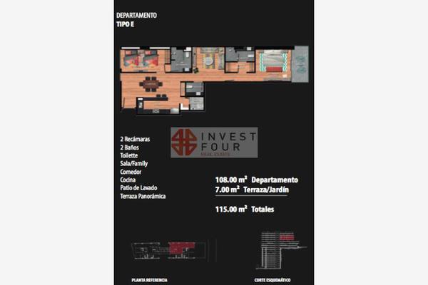 Foto de departamento en venta en economía/increíble pre venta deptos. desde 115 a 460 m2 con amenidades 0, lomas anáhuac, huixquilucan, méxico, 5949608 No. 13