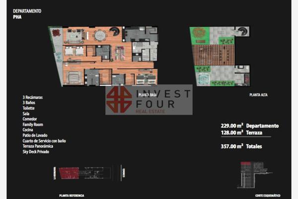 Foto de departamento en venta en economía/increíble pre venta deptos. desde 115 a 460 m2 con amenidades 0, lomas anáhuac, huixquilucan, méxico, 5949608 No. 14