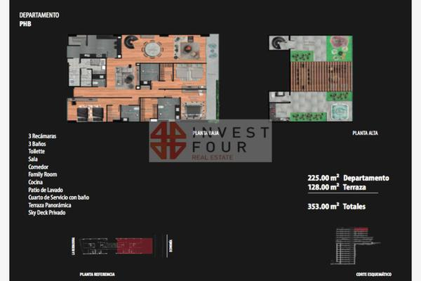 Foto de departamento en venta en economía/increíble pre venta deptos. desde 115 a 460 m2 con amenidades 0, lomas anáhuac, huixquilucan, méxico, 5949608 No. 15