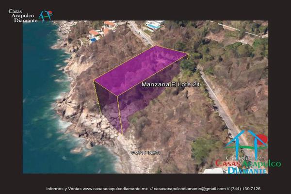 Foto de terreno habitacional en venta en editar 0, brisas del mar, acapulco de juárez, guerrero, 8872879 No. 10
