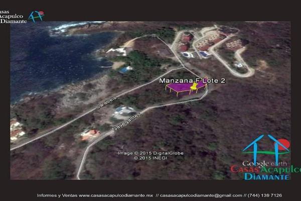 Foto de terreno habitacional en venta en editar 0, brisas del mar, acapulco de juárez, guerrero, 8875361 No. 01