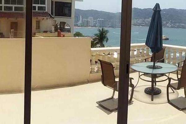 Foto de departamento en venta en avenida costera miguel alem?n 95, club deportivo, acapulco de juárez, guerrero, 8873384 No. 01