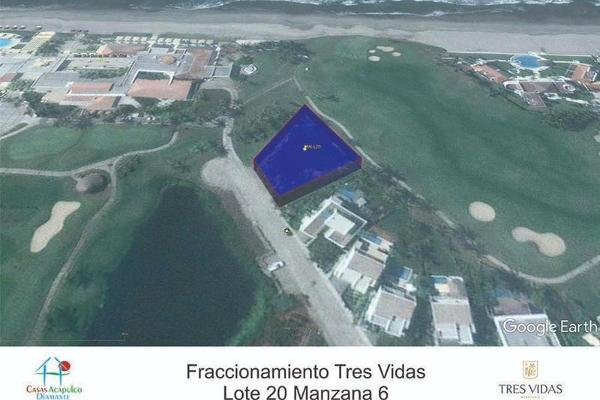 Foto de terreno habitacional en venta en editar 0, hornos, acapulco de juárez, guerrero, 8878635 No. 01