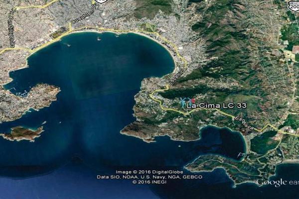 Foto de terreno habitacional en venta en editar 0, la cima, acapulco de juárez, guerrero, 8874440 No. 02