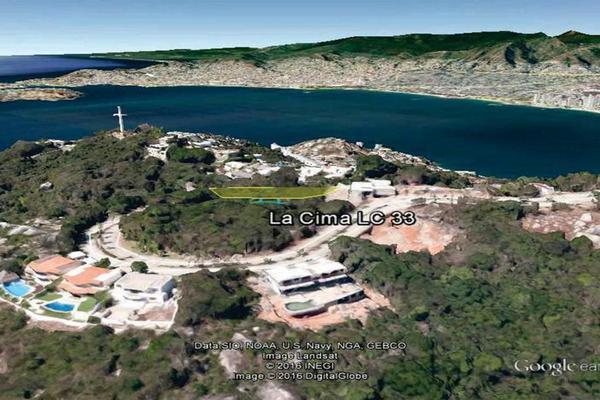 Foto de terreno habitacional en venta en editar 0, la cima, acapulco de juárez, guerrero, 8874440 No. 03