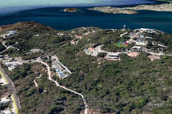 Foto de terreno habitacional en venta en editar 0, la cima, acapulco de juárez, guerrero, 8875477 No. 04