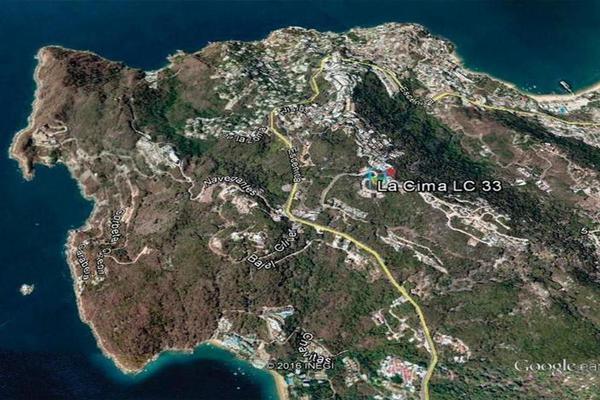 Foto de terreno habitacional en venta en editar 0, la cima, acapulco de juárez, guerrero, 8875477 No. 06