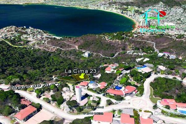Foto de terreno habitacional en venta en editar 0, la cima, acapulco de juárez, guerrero, 8878807 No. 13
