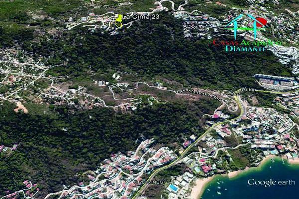 Foto de terreno habitacional en venta en editar 0, la cima, acapulco de juárez, guerrero, 8878807 No. 15