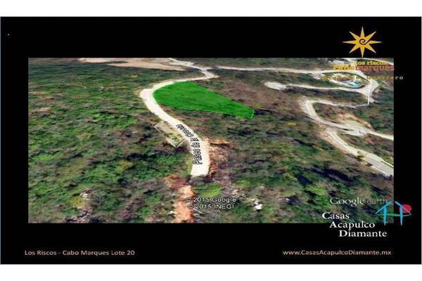 Foto de terreno habitacional en venta en editar 0, real diamante, acapulco de juárez, guerrero, 8875082 No. 01