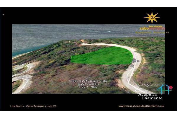 Foto de terreno habitacional en venta en editar 0, real diamante, acapulco de juárez, guerrero, 8875082 No. 02