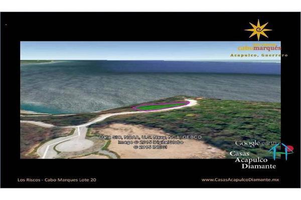 Foto de terreno habitacional en venta en editar 0, real diamante, acapulco de juárez, guerrero, 8875082 No. 03