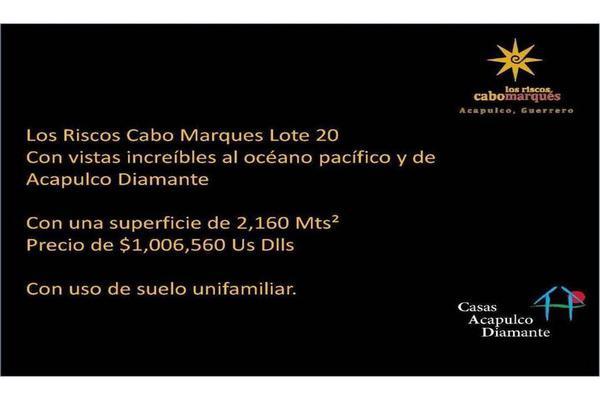 Foto de terreno habitacional en venta en editar 0, real diamante, acapulco de juárez, guerrero, 8875082 No. 08