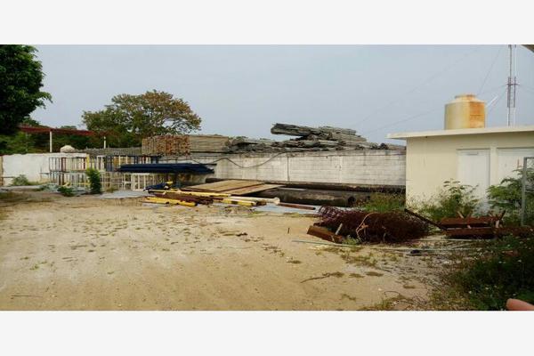 Foto de terreno industrial en renta en edzna 00, mundo maya, carmen, campeche, 7128258 No. 04