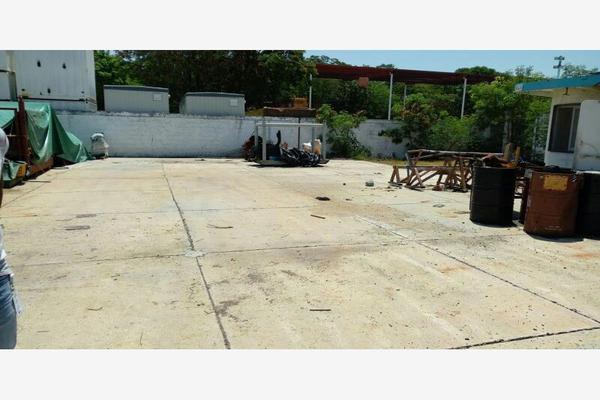 Foto de terreno industrial en renta en edzna 00, mundo maya, carmen, campeche, 7128258 No. 10