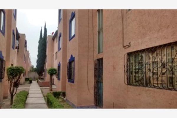 Foto de departamento en venta en eje 13 numero 6, santa maría i, coacalco de berriozábal, méxico, 5307888 No. 01