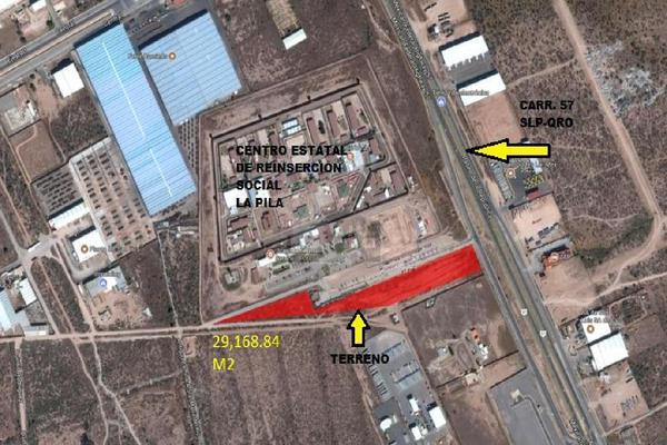 Foto de terreno industrial en venta en eje 140 , la pila (pascual alvarado), san luis potosí, san luis potosí, 12767700 No. 01