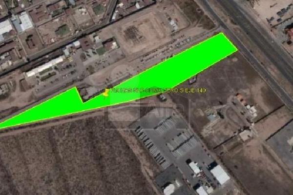 Foto de terreno industrial en venta en eje 140 , rancho las bombas, san luis potosí, san luis potosí, 12767700 No. 03