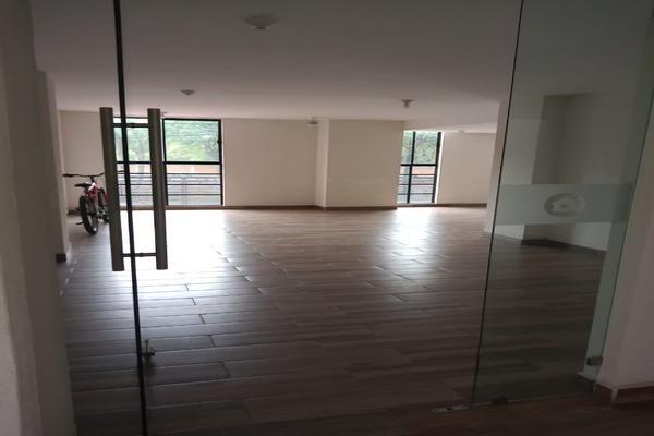 Foto de departamento en renta en eje 4 norte, azcapotzalco la villa santa catarina 270 edificio