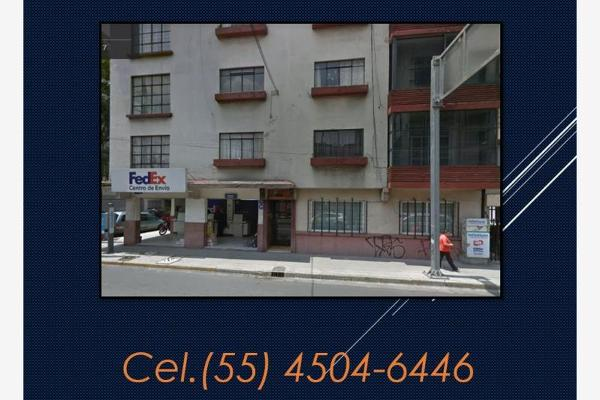 Foto de departamento en venta en eje 5 eugenia 828, del valle centro, benito juárez, df / cdmx, 5979503 No. 01